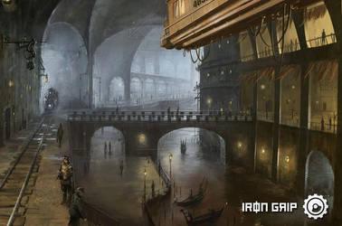 Syreden by Iron-Grip