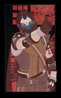 Cayde-6 by 1DB