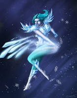 Ice Mistral by 1DB
