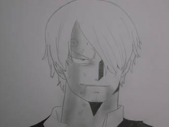 Sanji by CaptainUsoppSama