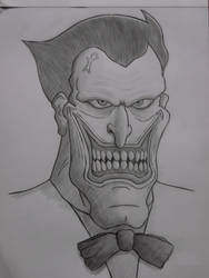Joker by CaptainUsoppSama