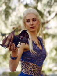 Mother of Dragons by Lena-Lara