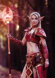 Blood Elf 2016 by Lena-Lara