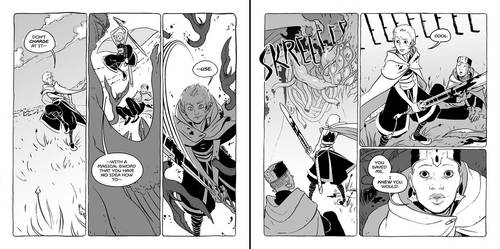 godsend ch4 pages 12 and 13 by megrar