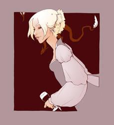 lana lady by megrar