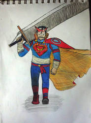 Gar Superman by kilian777
