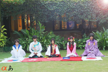 HETALIA: East Asia by ashura--hime