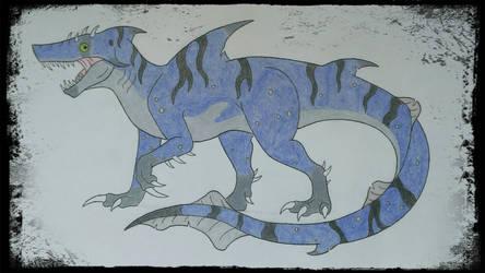 Akunua: Kaiju of the Deep by Wolfbane-Kiryu