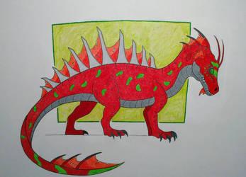 MonsterVerse: Syithcus by Wolfbane-Kiryu