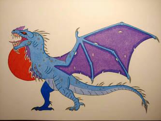 MonsterVerse: Queen Gydra by Wolfbane-Kiryu