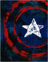 Captain America by Mimiluvbug