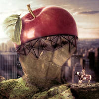 City of Apples by depalpiss
