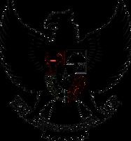 Garuda Pancasila Indonesia Vektor PNG by depalpiss