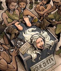 Daenerys lost by Briel7