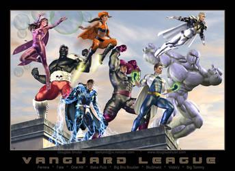 Vanguard League by DouglasShuler