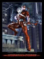 Crimson Prime by DouglasShuler