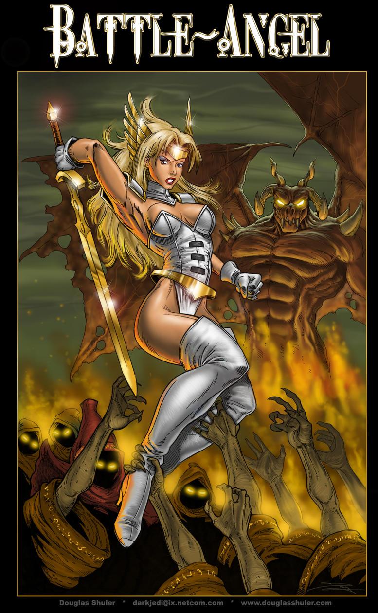 Battle-Angel by DouglasShuler