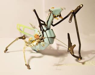 Mantis by freres-art