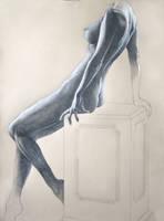 Nude Study 6 by benke33