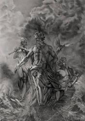 Aux God by benke33
