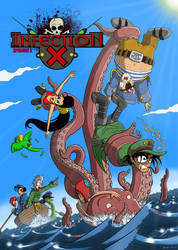 Cover page - Infection Episode 2 by Cassan