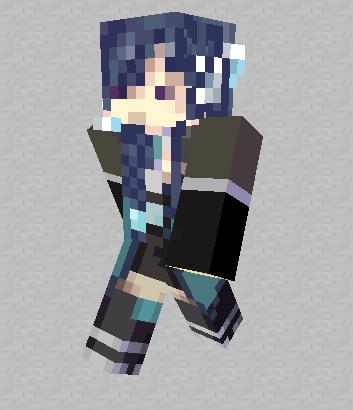 Alys Minecraft skin DL by VanMak