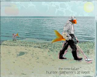Hunter gatherers by BridesNightie