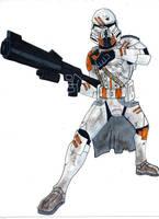 Clone Paratrooper by Spartan-055