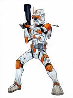 Commander Cody by Spartan-055