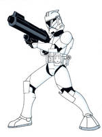 phase I Clone Trooper by Spartan-055