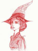 Rowena Ravenclaw by pierrotdelune