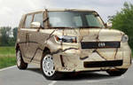 Camouflaged Scion by 0zhan