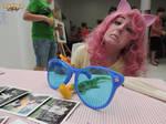 Salon Manga de Algeciras 2018 - Pinkie Pie 3 by Yafira