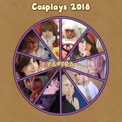 [Yafira Cosplay] Cosplays 2018 by Yafira