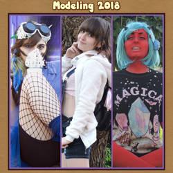 [Yafira Cosplay] Modeling 2018 by Yafira