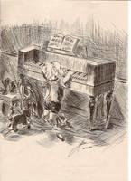 Mozart_infantil by Stael