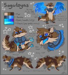 Sagutoyas reference 2018 by Sally-Ce