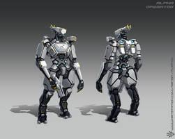 Alpha operator concept sketch by Flip-Fox