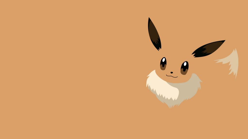 Pokemon Wallpaper Eevee By Kennedyzak On Deviantart