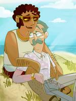 .:Summer Vacation:. by DarkwingSnark