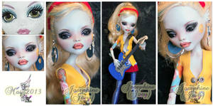 MH Lagoona repaint #6 ~Josephine~ VC3 by RogueLively