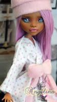 ~Angelina~ Monster High Clawdeen by RogueLively