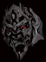 Transformers Megatron by DeviantDolphinART