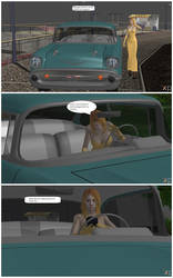 Kelly's undercover page 9 by GGX-444