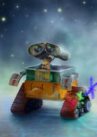 Wall- E by Azot2019