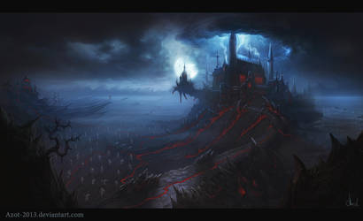 Castle of Death by Azot2019