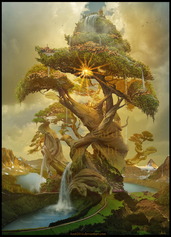 Tree of Life by Azot2018