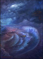 Storm Card by Azot2018