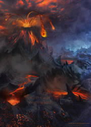 Volcano by Azot2018