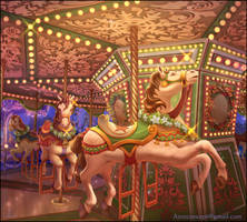 Carousel by Azot2018